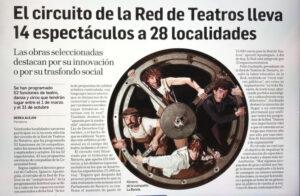 Circuito de la red de teatros de Navarra
